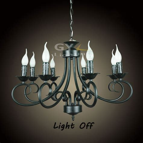 vintage wrought iron chandelier e14 fashion wrought iron chandelier e14 bulbs light black vintage white glass lshade store