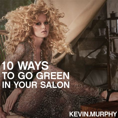 10 Ways To Add Green To Your Wardrobe by 10 Ways To Go Green In Your Salon Bangstyle