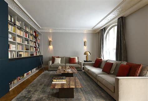 Deco Appartement Haussmannien by Appartement Haussmannien De 220m2 D 233 Coration D Int 233 Rieur