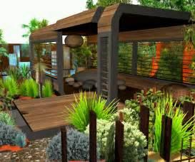 House Garden Design New Home Designs Modern Homes Garden Designs Ideas