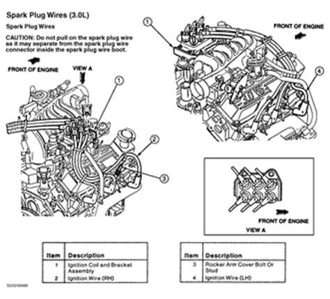 ford ranger ignition system wiring diagram ford free