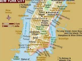 New York Map Districts by New York City Map Districts
