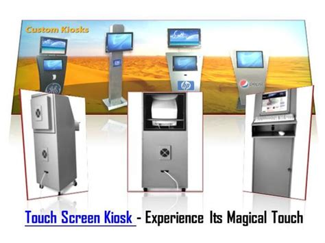 powerpoint templates for kiosk touch screen kiosk authorstream