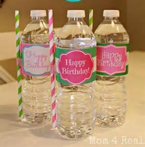 Water Bottle Labels Template Avery by Free Printable Water Bottle Label Instead Of Using Glue