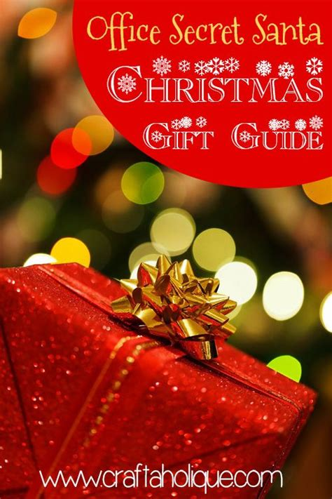 secret ideas work secret santa secret santa gifts and gift guide on
