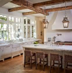 Farmhouse Style Kitchen Cabinets by 17 Best Ideas About Farmhouse Kitchens On Pinterest
