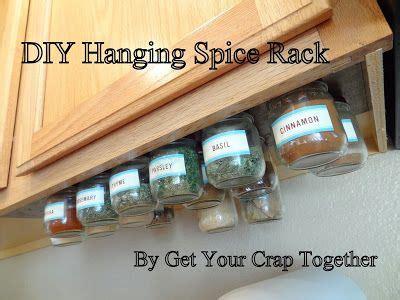 diy magnetic spice rack baby food jars diy magnetic hanging spice rack with baby food jars household ideas spice racks