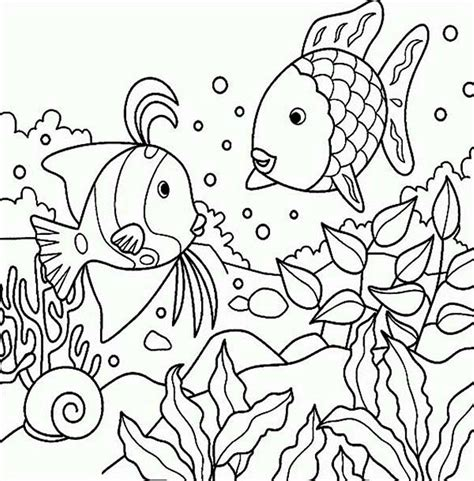 sea animals coloring pages sea animal coloring pages coloringsuite
