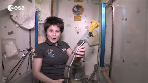 how to use the bathroom in space international space station toilet tour the washington post