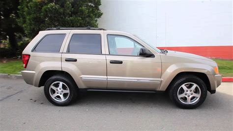 laredo jeep 2005 2005 jeep grand laredo 4 7l v8 light khaki