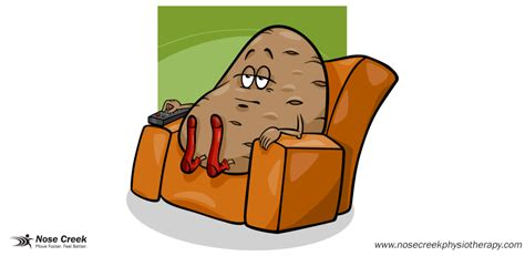 couch potto couch potato vs hot potato which one are you nose