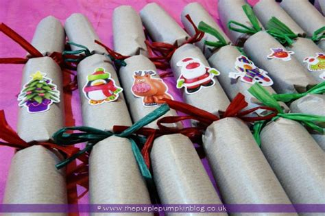 Handmade Crackers Uk - handmade crackers 187 the purple pumpkin