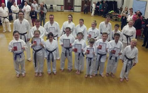 brown belt grading bushi karate association