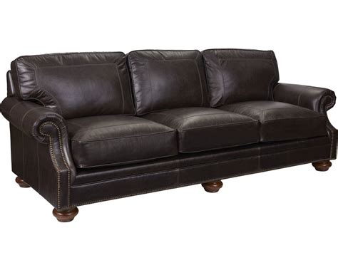 Broyhill Reclining Sofa by Broyhill Leather Sofas Furniture Broyhill Black Leather