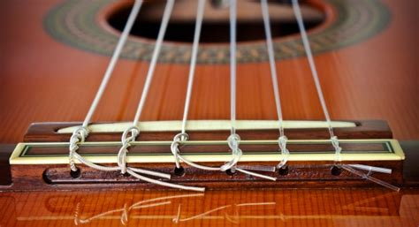 How To String - how to change strings on classical guitars guitar adventures