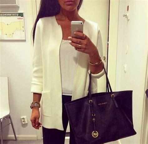 Jacket New York Jaket Ootd jacket white coat winter summer cardigan