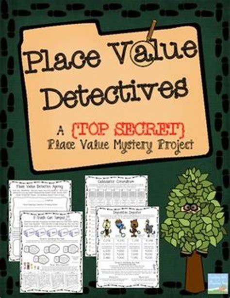 A Place Project Place Value Detective A Place Value Project Enrichment Centers S