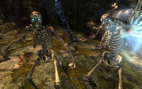 female skeleton skyrim skyrim nexus mods and community