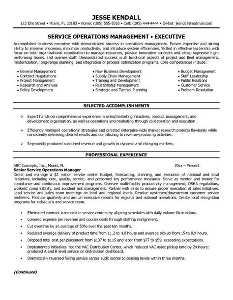 sle cv for operations manager resume sle for logistics sle cv for logistics