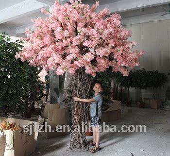 Pohon Cherry By One Home wedding sideway decorative cherry blossom bonsai tree pink