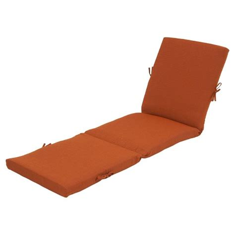 chaise pads threshold outdoor chaise lounge cushion