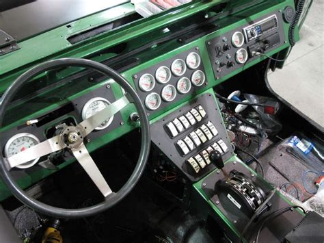 Jeep Yj Dash Yj Custom Dash Ideas Oiiiiio It S A Jeep Thing