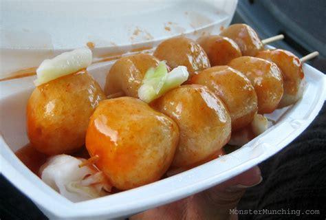 Would You Eat Fish Balls by Munching Hong Kong Fishball House S Fishballs On