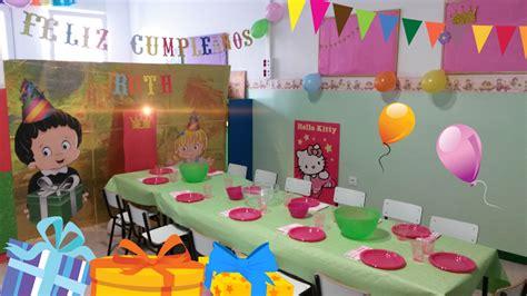 ideas para decorar un salon de fiestas en navidad fiesta en el sal 243 n de clases ideas para un cumplea 241 os en