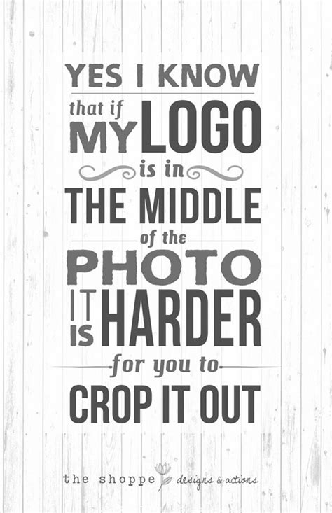 typography humor sarcastic remarks a photographer often comes across