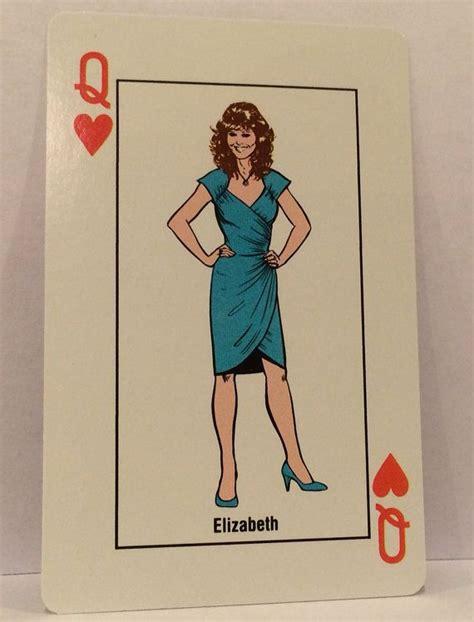 wwf cards 1988 wwf miss elizabeth single card