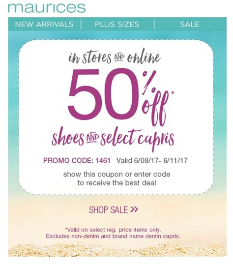 Maurices Gift Card Discount - maurices coupons mega deals and coupons