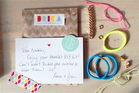 diy kit diy c est joli x brika summer bracelets diy kit