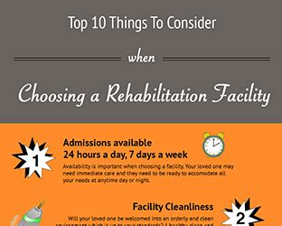 11 Things To Consider When Choosing A by Top 10 Things To Consider When Choosing A Rehabilitation