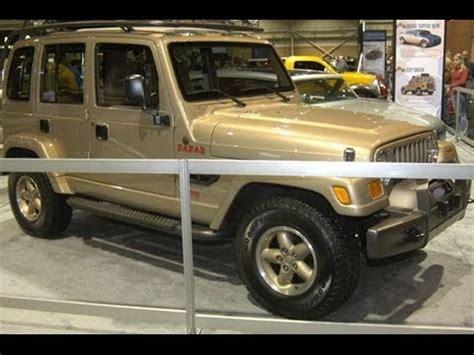 jeep dakar 519 jeep dakar 1997 prototype car
