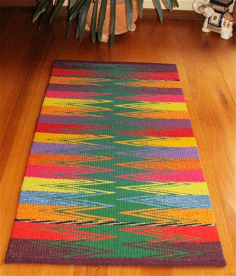 rug looms for weaving 17 best images about handwoven table runners on blue color change and