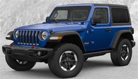 Standard And Optional Rubicon Rims Page 4 2018 Jeep