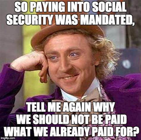 Social Meme - how we can have social security elizabeth drakes s site