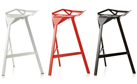 Modern Indoor Benches Magis Stool One Two Pack Hivemodern Com