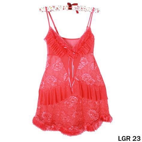 Baju Lingering lingering tile pink lgr 23 elevenia