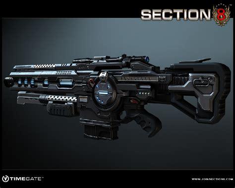 section 8 wiki image gauss rifle jpg section 8 fandom powered by wikia