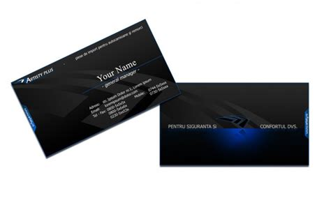 Black Business Card Template Psd by 25 Fascinating Psd Business Card Templates