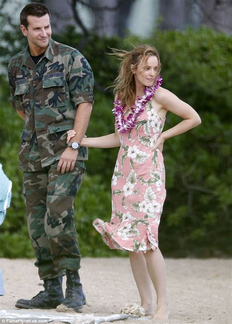 se filmer oh baby rachel mcadams and bradley cooper give fans a first