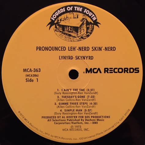 lynyrd skynyrd revisited  vinyl press