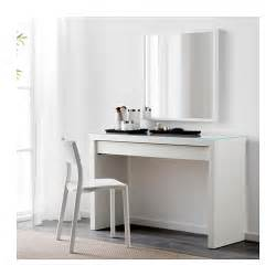 Vanity Table Chair Ikea Malm Dressing Table White Smooth Vanities And Dressing Tables
