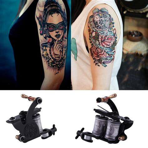 tattoo kits no ink high quality complete tattoo kit set equipment machine