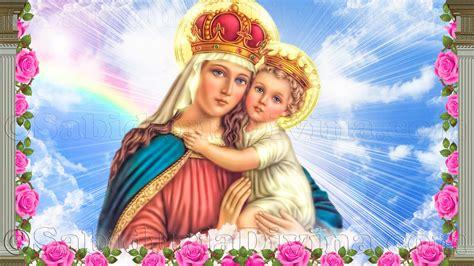 imagenes impresionantes de la virgen alegrate virgen maria youtube
