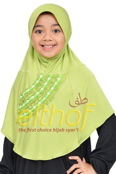 Jilbab Anak Bahan Jersey 1000 Ideas About Jilbab On Muslim Fashion