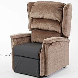 two motor recliner chair configura rise and recline dual motor chair living made easy