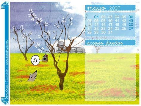 Calendario Mayo 2007 My Day 05 2007