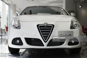 Fiat Owns And Maserati Inside Fiat Spa S Alfa Romeo Dealership Getty Images